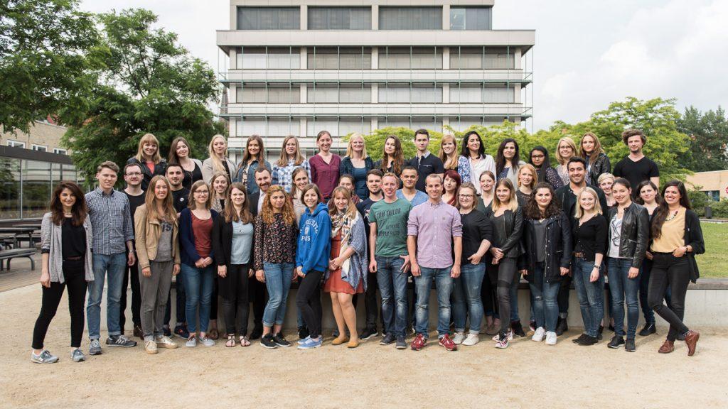 Mitglieder der Refugee Law Clinic Hannover